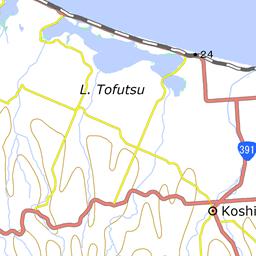 Ryuhyo Kaido Abashiri Michi No Eki Roadside Rest Areas In Hokkaido