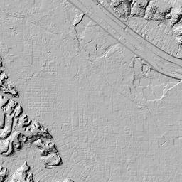 送電線 Via 地理院地図vector