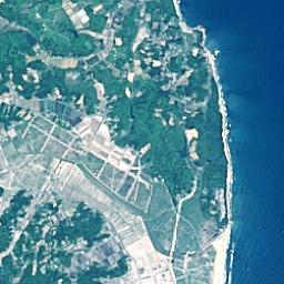 真野川橋(福島県南相馬市)地図