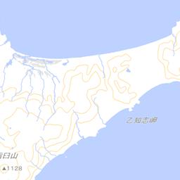 北海道紗那郡紗那村 (01699A1968) | 歴史的行政区域データセットβ版