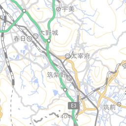 レーダー 福岡 天気 雨雲