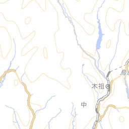 長野県木曽郡楢川村/長野県西筑...