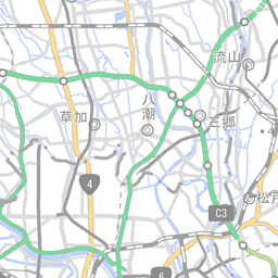 全国鉄道路線図