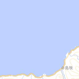 その他 朱太川水系 国土数値情報河川データセット