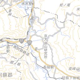 熊本県菊池郡北合志村 (43B00600...