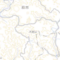 山口県阿武郡生雲村 (35B0020014...