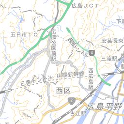 広島 天気 雨雲 レーダー 予報
