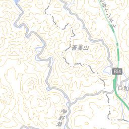 広島県双三郡君田村 (34581A1968...