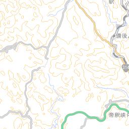 広島県甲奴郡領家村 (34B0080008...