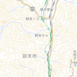 兵庫県多可郡杉原谷村 (28B0150005)   歴史的行政区域データセットβ版