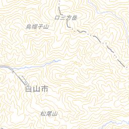 天気 白山