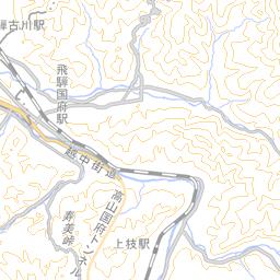 岐阜県吉城郡国府町 (21622A1968...