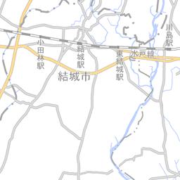 茨城県猿島郡総和町 (08541A1968...