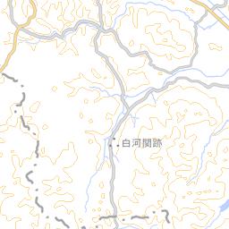 福島県西白河郡表郷村 (07462A19...