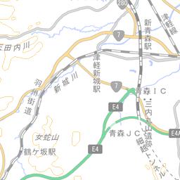 青森県東津軽郡高田村 (02B0070008) | 歴史的行政区域データセットβ版