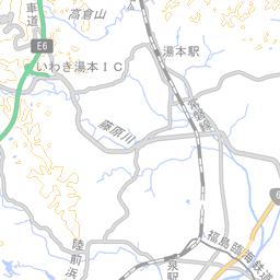 福島県常磐市 (07B0010002) | 歴...