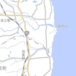 福島県双葉郡標葉町 (07B0120014...
