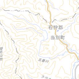 北海道石狩市厚田区厚田 (012351140)   国勢調査町丁・字等別境界 ...