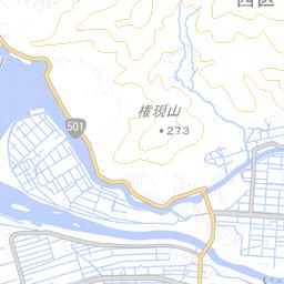 熊本県飽託郡飽田町 (43303A1971...
