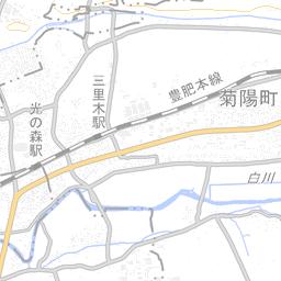 熊本県飽託郡託麻村 (43305A1968...