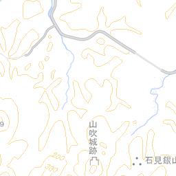 島根県邇摩郡湯里村 (32B0150015...