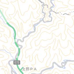 岡山県苫田郡富村 (33602A1968) ...