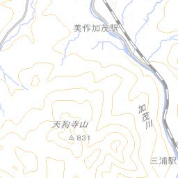 岡山県苫田郡一宮村 (33B0190001...
