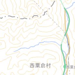 岡山県英田郡大原村 (33B0030010)   歴史的行政区域データセットβ版
