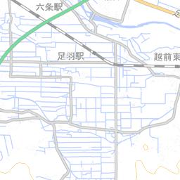 福井県足羽郡足羽町 (18301A1968...