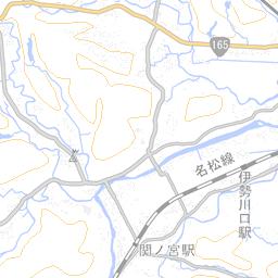 三重県一志郡八ツ山村 (24B00400...