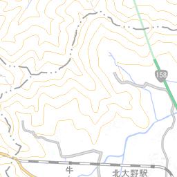 福井県大野郡上味見村 (18B00900...