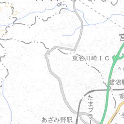 神奈川県橘樹郡向丘村 (14B00400...