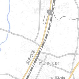 栃木県河内郡南河内町 (09302A19...