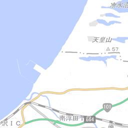青森県西津軽郡越水村 (02B00500...