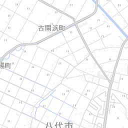 熊本県八代郡文政村 (43B0130024...