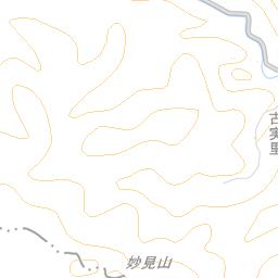 岡山県苫田郡郷村 (33B0190007) ...