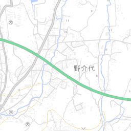 岡山県苫田郡林田村 (33B0190029...