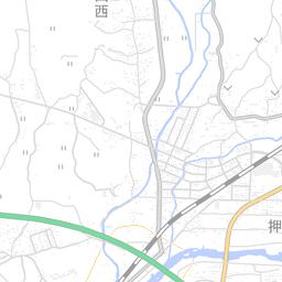 岡山県苫田郡津山町 (33B0190021...