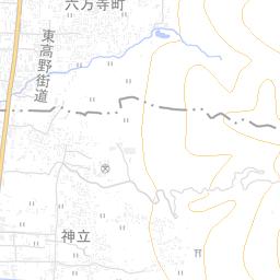 大阪府中河内郡枚岡南村 (27B0060045) | 歴史的行政区域データセットβ版