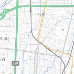 京都府紀伊郡上鳥羽村 (26B0080005)   歴史的行政区域データセットβ版