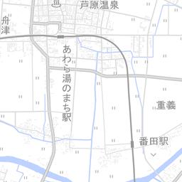 福井県坂井郡芦原町 (18362A1968...