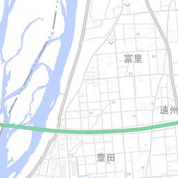 静岡県磐田郡富岡村 (22B0120039) | 歴史的行政区域データセットβ版