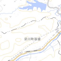 山梨県北都留郡梁川村 (19B01000...