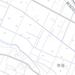 埼玉県北葛飾郡豊田村 (11B01100...