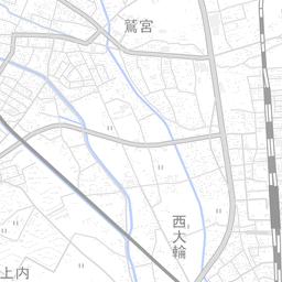埼玉県北葛飾郡桜田村 (11B01100...