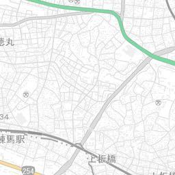 東京府北豊島郡下練馬村 (13B010...