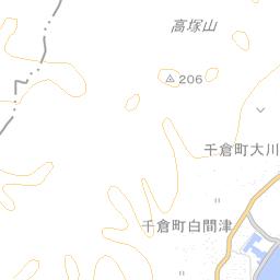 千葉県安房郡七浦村 (12B0020013) | 歴史的行政区域データセットβ版