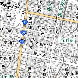 香川県香川郡栗林村 (37B0030007...