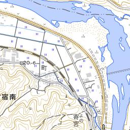 浅間川 (8606100059) @ 円山川水系 | 国土数値情報河川データセット