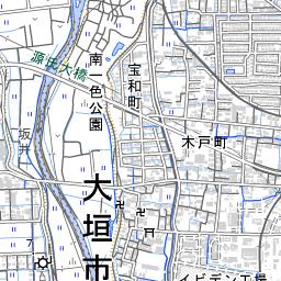 岐阜県安八郡北杭瀬村 (21B00200...